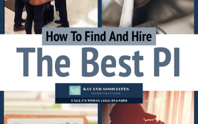 How To Find And Hire The Best Private Investigator