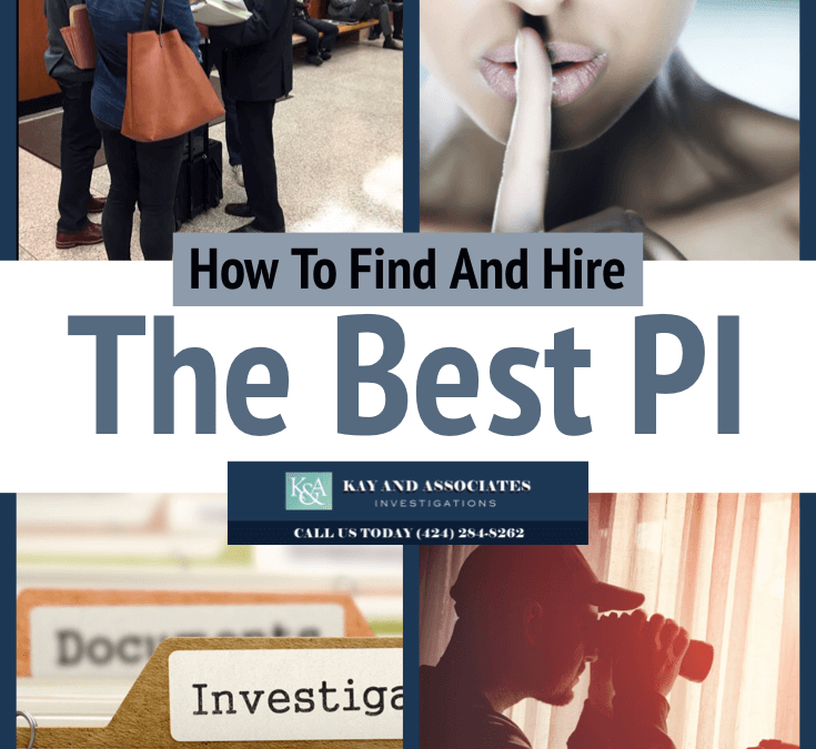 How To Find And Hire The Best PI