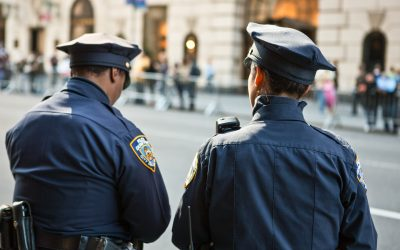 Non-Prioritized Criminal Activity: Police Are Busy, Good Luck